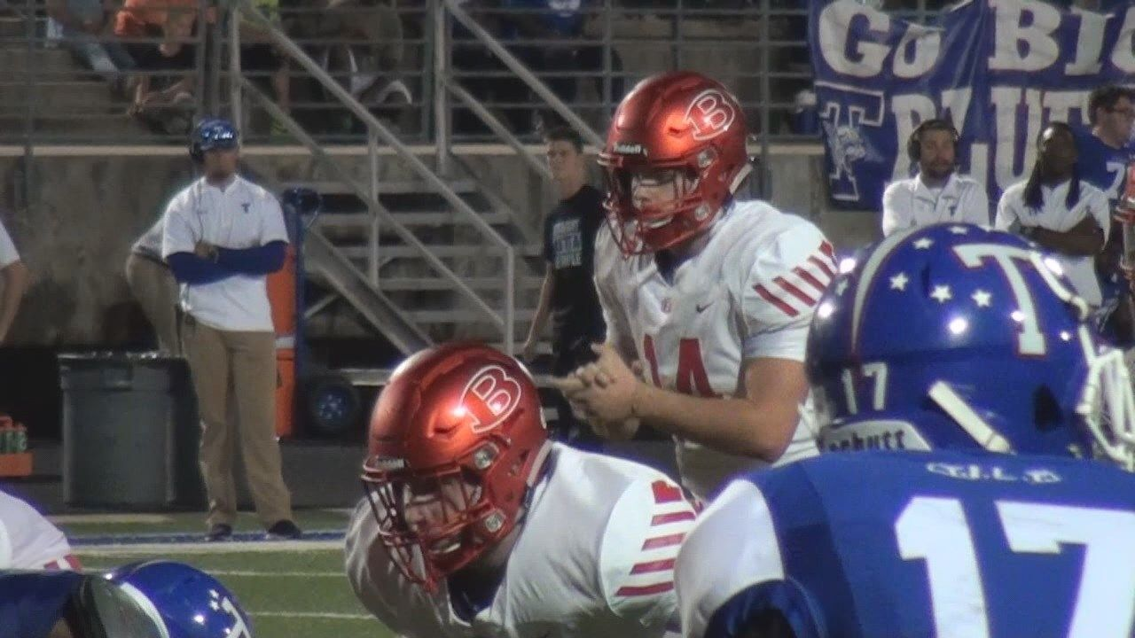 Belton's Carothers captures week 6 Red Zone Primetime Performer