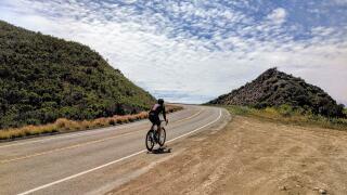 Old Creek Road Bike Ride