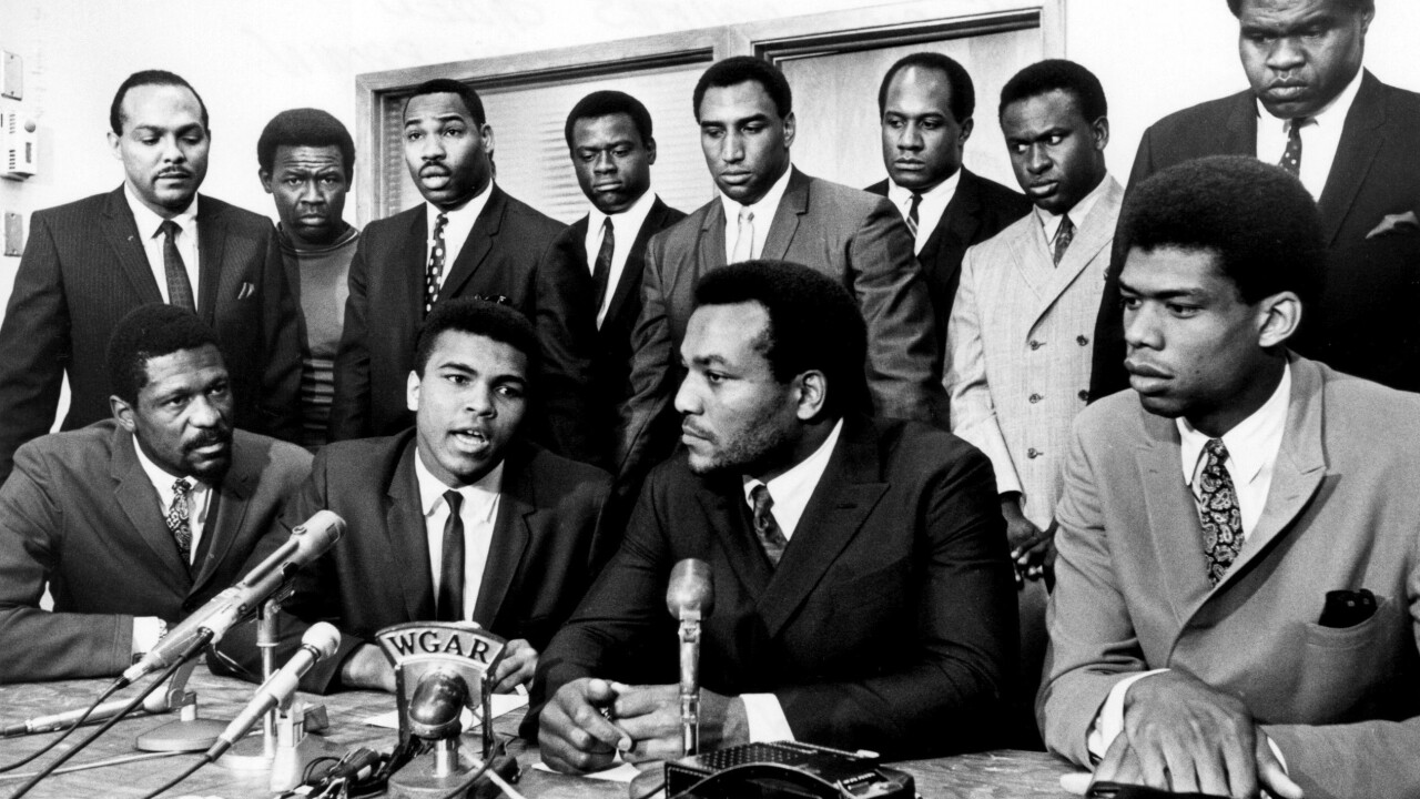 Virtual panel discusses impact of historic Cleveland Summit on athlete activism