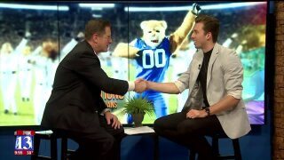 3 Questions with Bob Evans: Charlie Bird, former BYU mascot 'Cosmo the Cougar' talks about coming out asgay