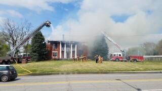 thomson house fire