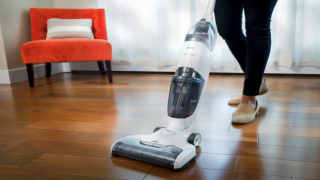 You can get this $200 cordless wet/dry vacuum for $99 right now