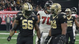 Saints pick up Rankins' fifth-year option