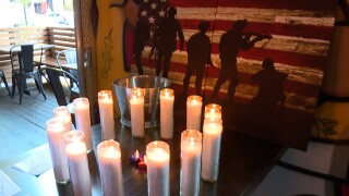 Local restaurant honors 13 fallen heroes .jpg
