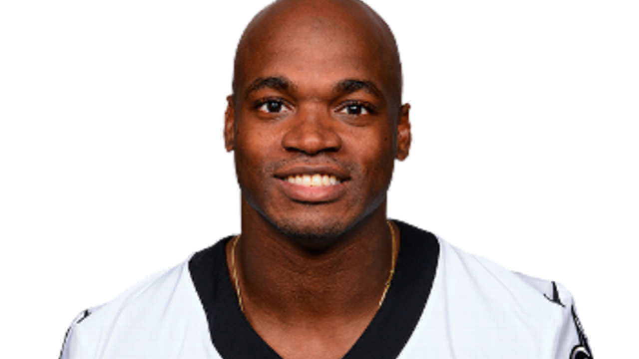 Sputtering Cardinals acquire Adrian Peterson