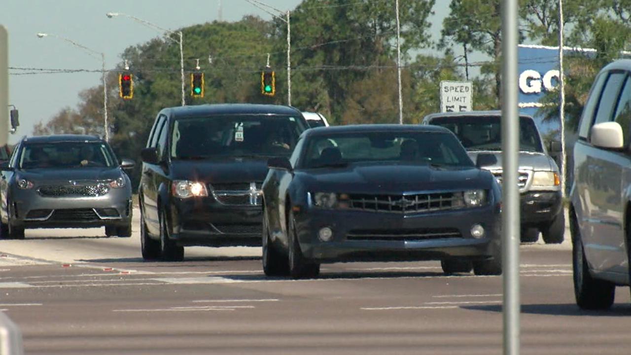 Sarasota Traffic Picture