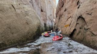 Kentucky woman dies, caught in flash flood in Arizona canyon