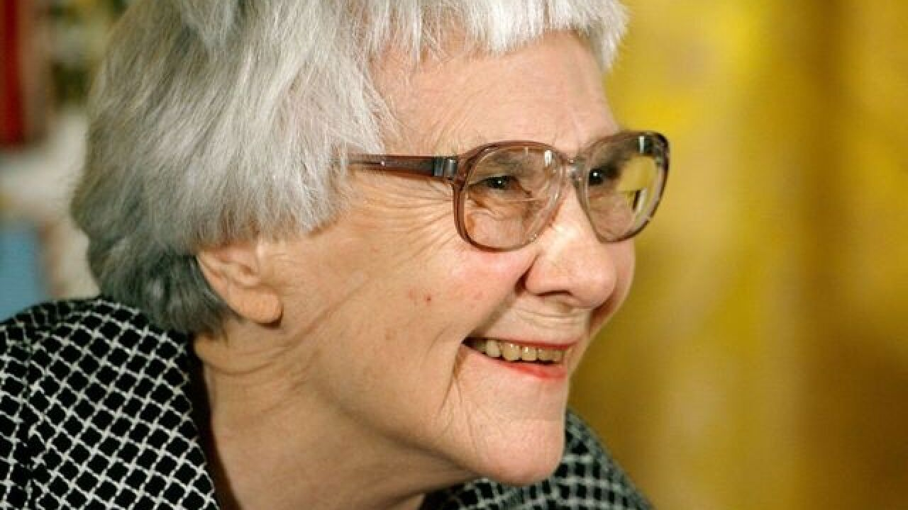 Harper Lee: Twitter tributes to the late author
