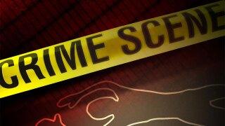 WPTV Crime scene generic body outline