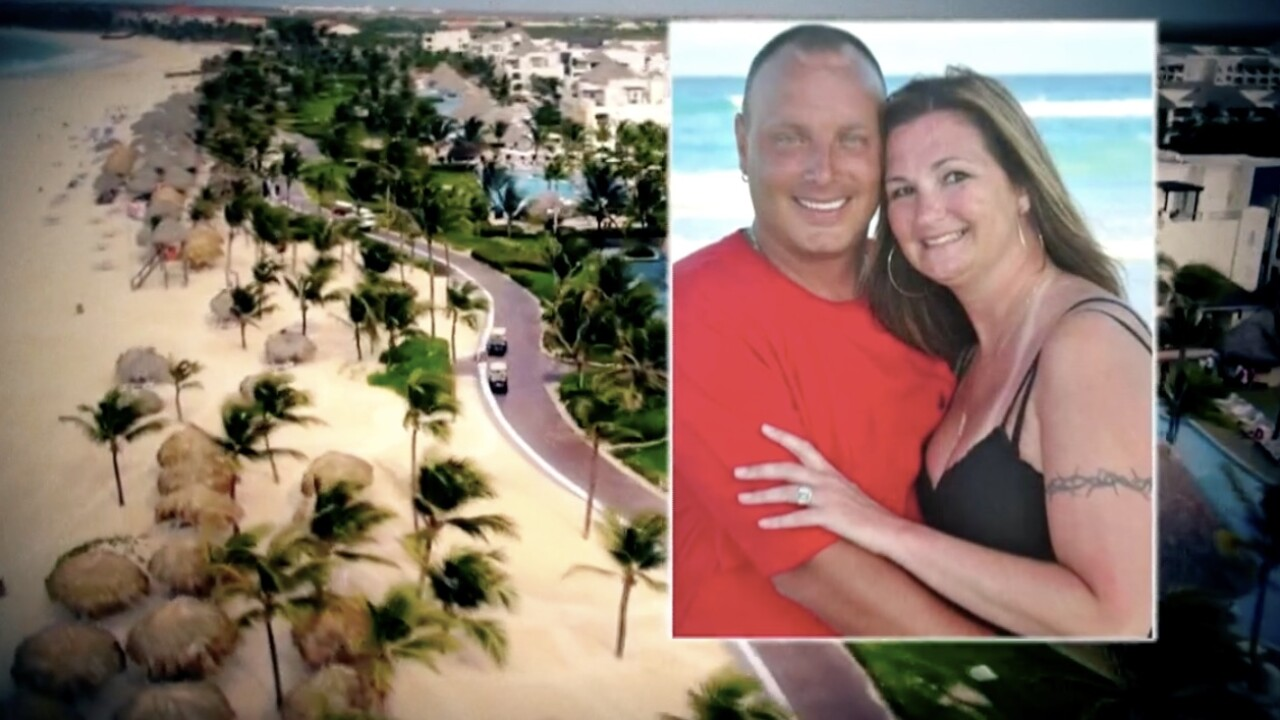 Widow speaks out after husband died suddenly in Dominican Republic