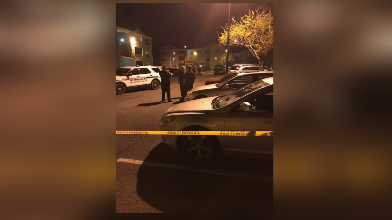 Shooting leaves man dead in Newport News; police investigating ashomicide