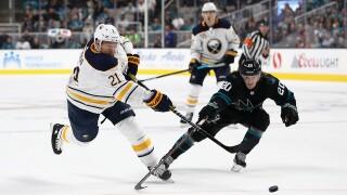 5 Observations: Sharks topple Sabres 5-1
