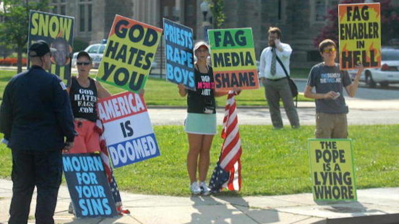 Everyone is on Pokemon Go — even the Westboro Baptist Church