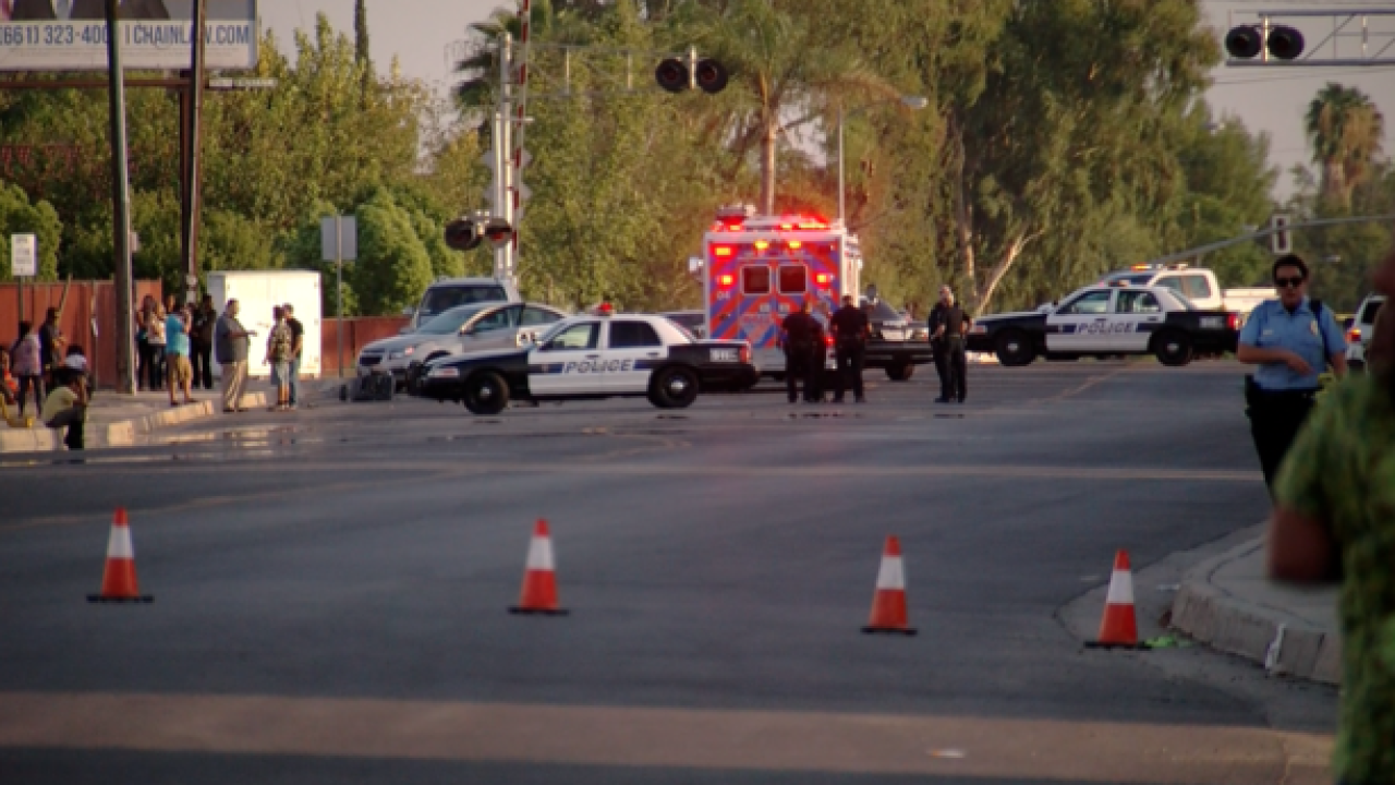 One man hit and killed by car in south Bakersfield