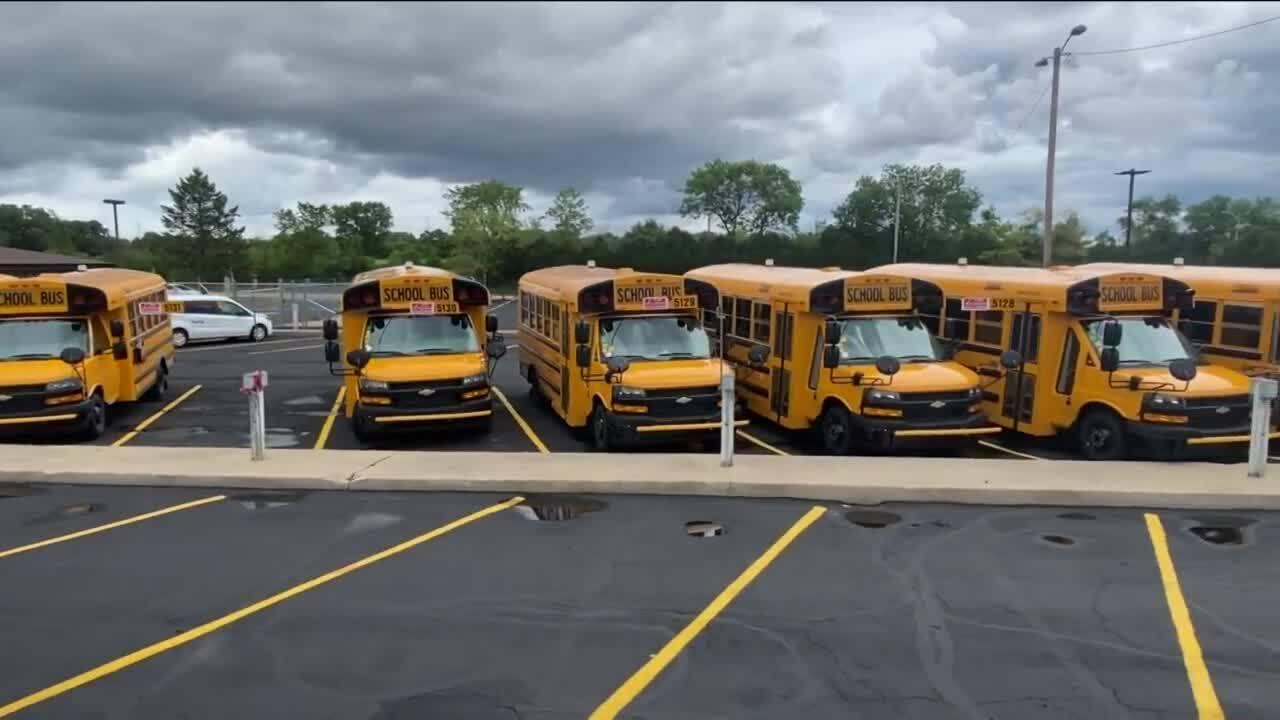 milwaukee school bus