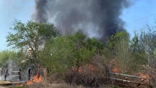 Annaville Fire