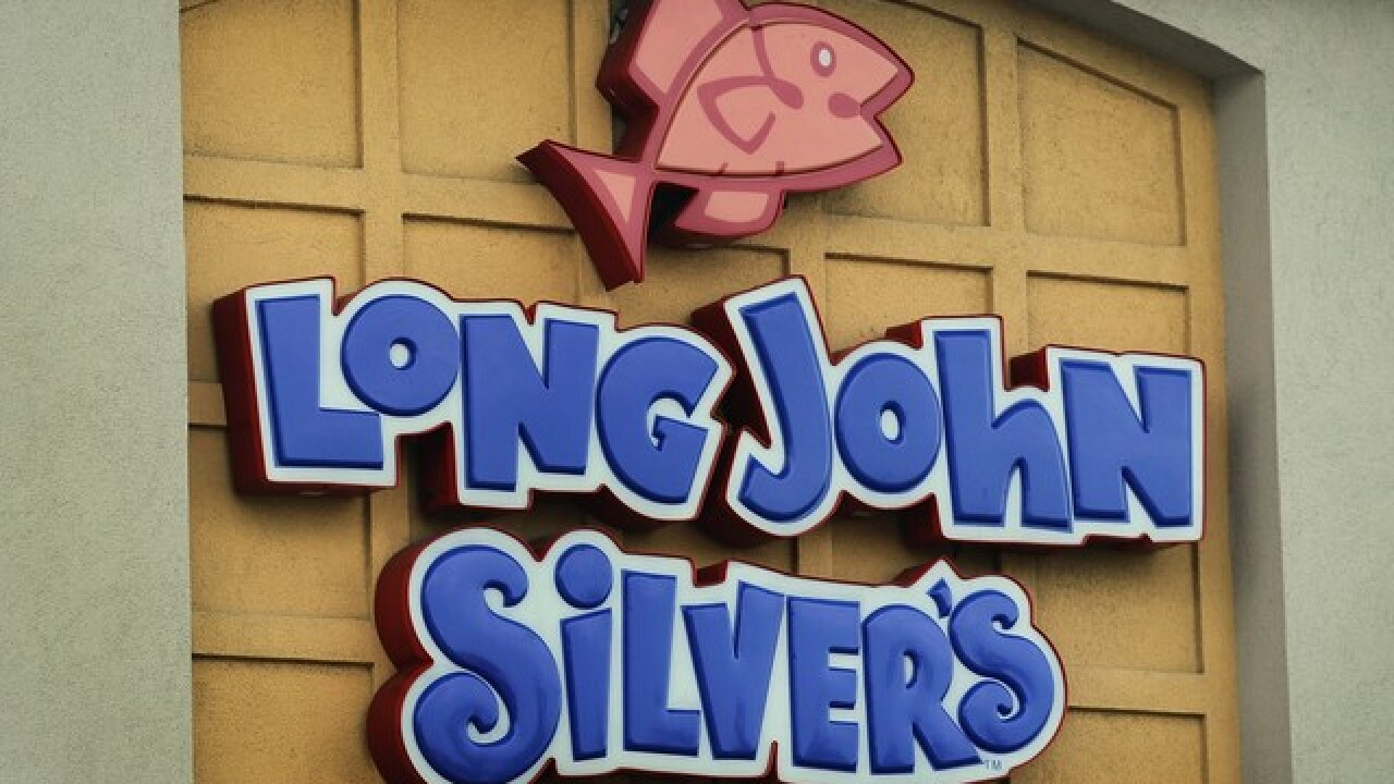Score a free deep-fried Twinkie from Long John Silver's