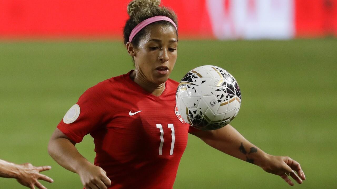 Canada Costa Rica Soccer