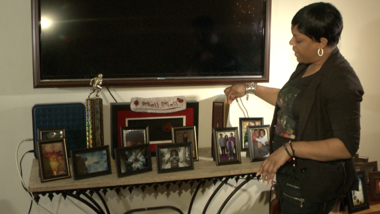 Peninsula mom taking action after son'smurder