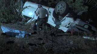 Medical examiner identifies man killed in Ramona ravine crash