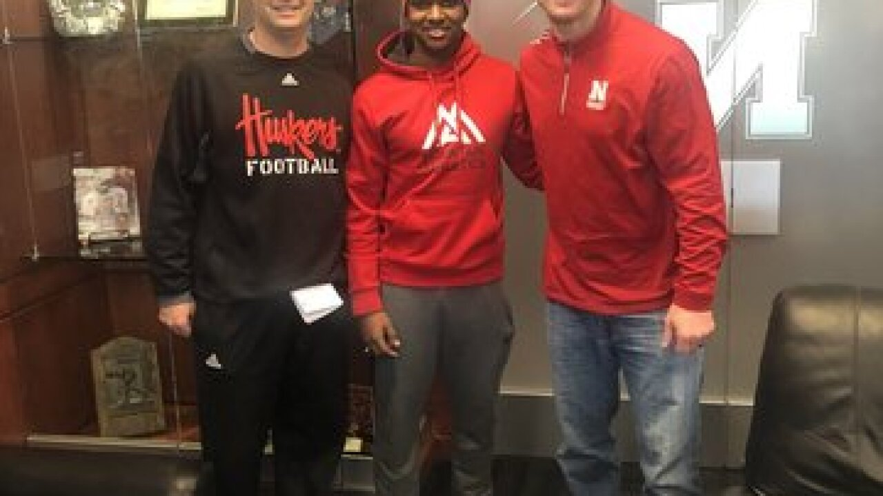 Huskers land 4th commit, first out-of-state recruit for 2019 class