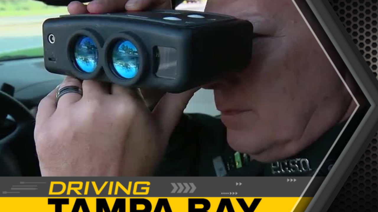 Officers cracking down on school zone speeders