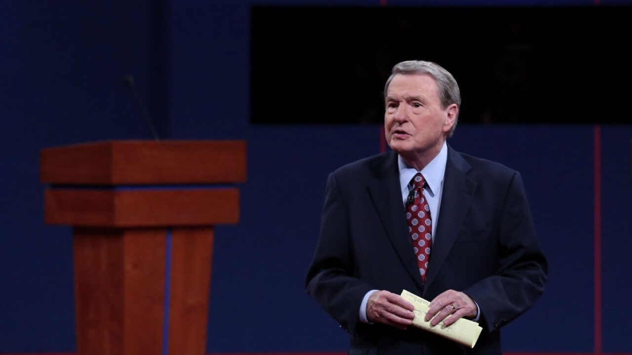 Longtime PBS NewsHour anchor Jim Lehrer dies at 85