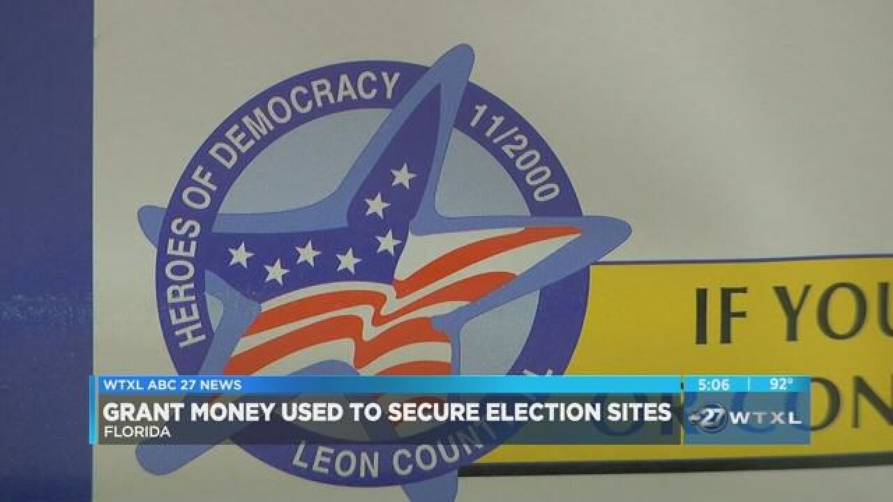 Leon County officials use state grant to beef up election security.jpg