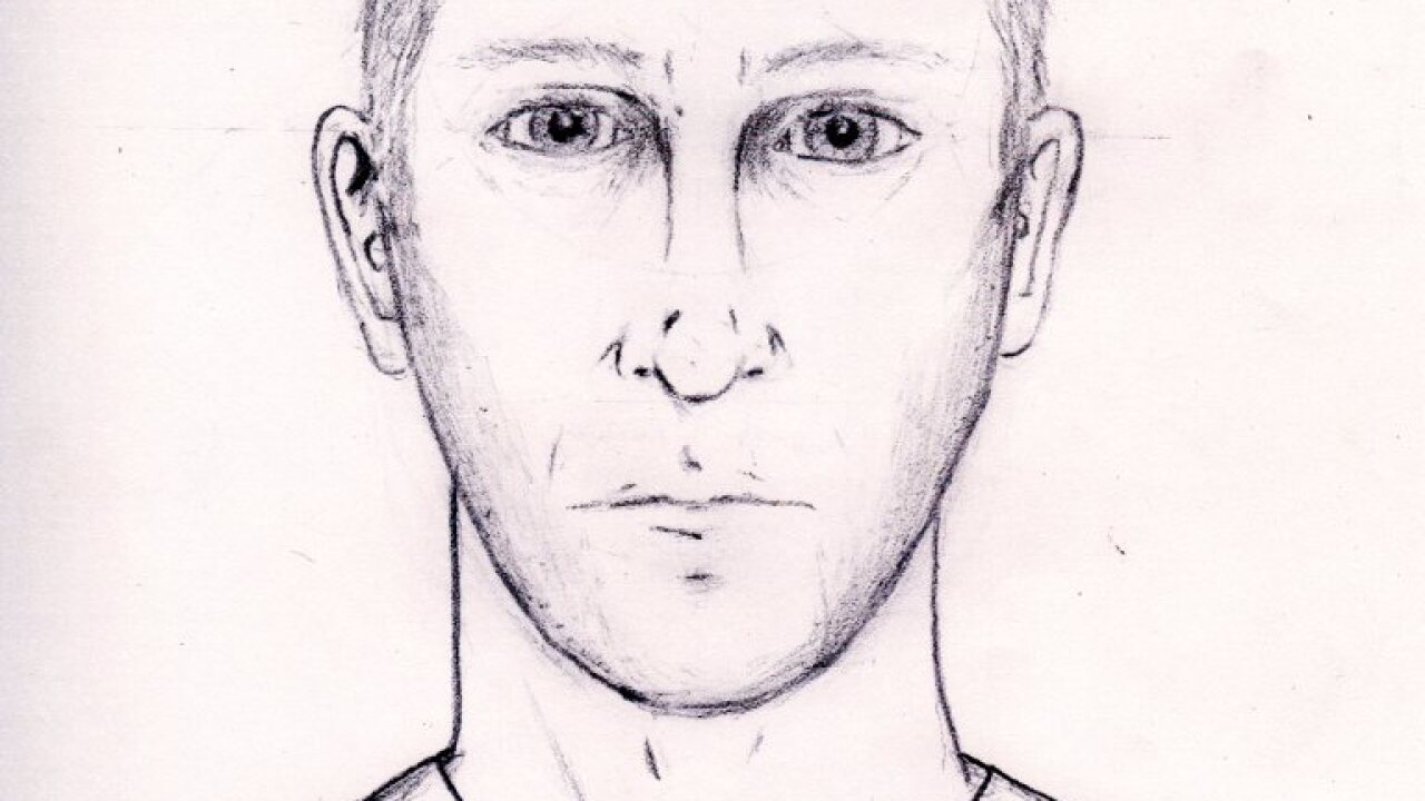 Police release sketch of suspect in bar attack