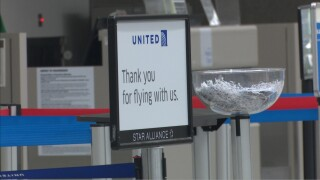 United Airlines Green Bay Airport