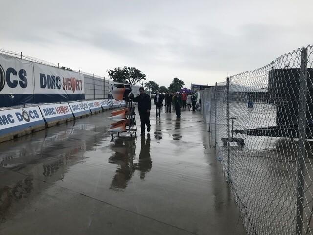 Photo gallery: Rainy Sunday at the Detroit Grand Prix
