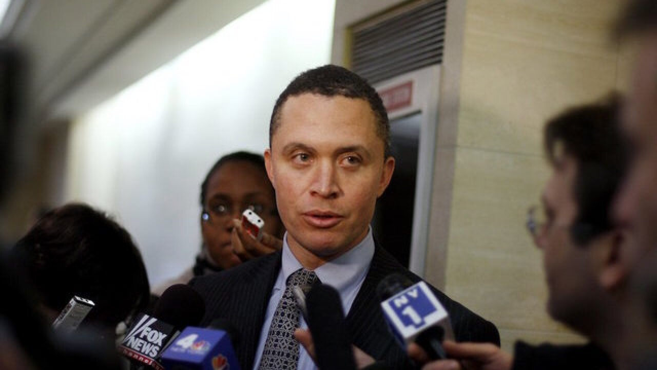 Morgan Stanley fires former Congressman Harold Ford, Jr. for alleged misconduct
