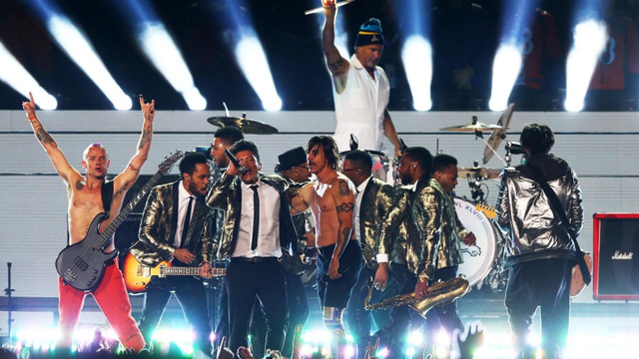 Bruno Mars performing at Super Bowl AGAIN?