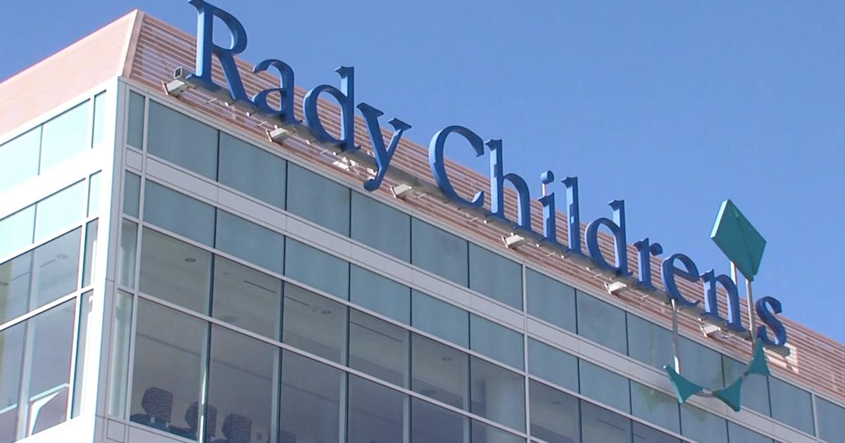 Uptick in COVID-related respiratory illness in children - 10News