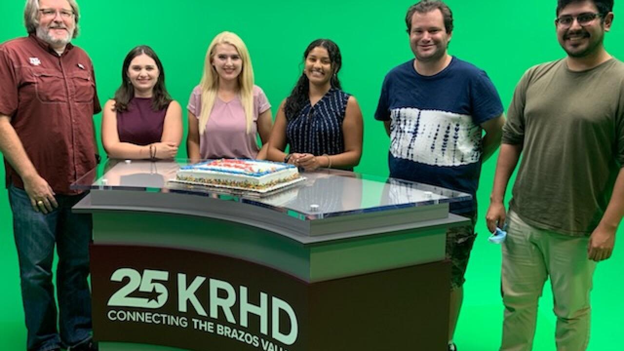 KRHD team