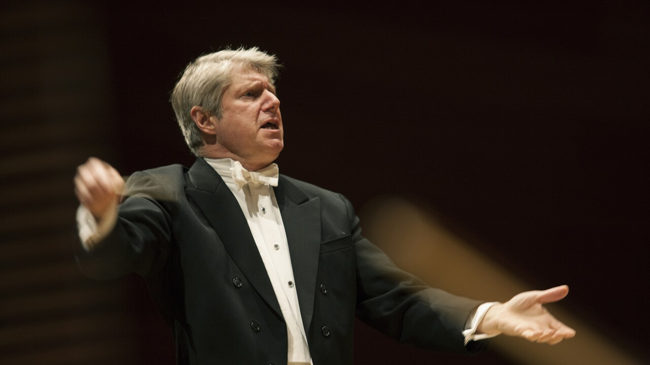 Kansas City Symphony director Michael Stern -1