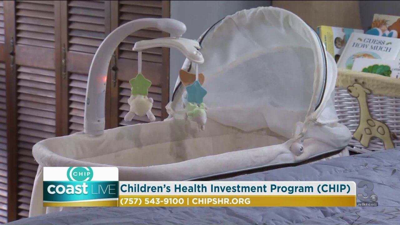 The proper way to put a baby to sleep on CoastLive