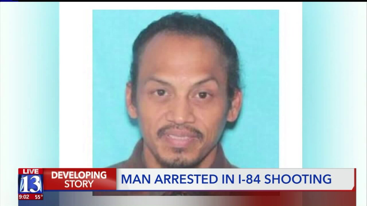 I-84 murder suspect arrested inIdaho