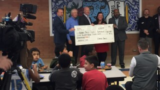 Donor pays off $60K in school lunch debt for Colorado school district just in time for holidays