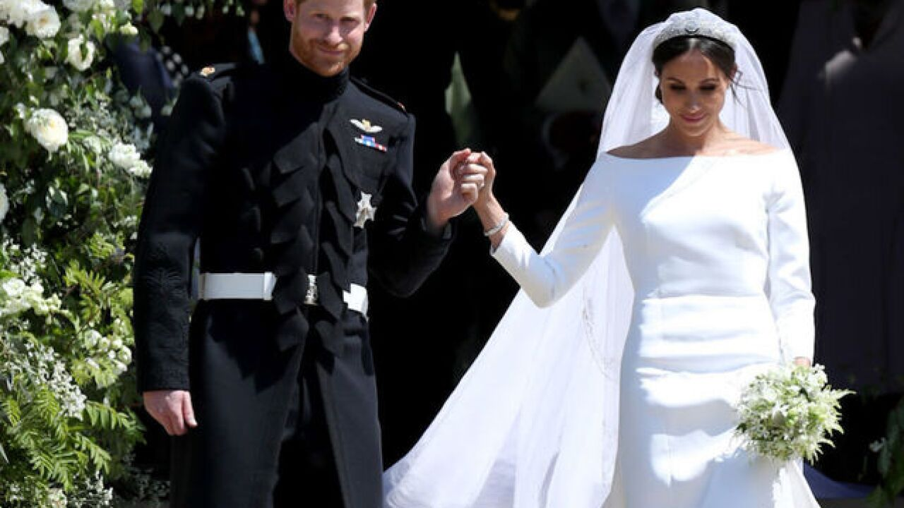 Huge ratings draw: 29 million people in US tuned in to watch Meghan Markle marry Prince Harry