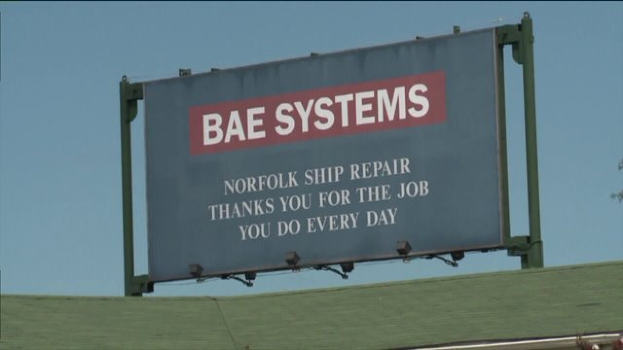 BAE systems to pay $4.5 million in sex discrimination lawsuit
