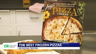 Testing the best frozen pizza