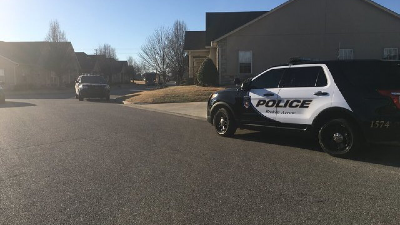 Broken Arrow community in shock after suspected domestic dispute ends with two dead