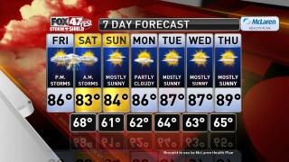 Claire's Forecast 6-26