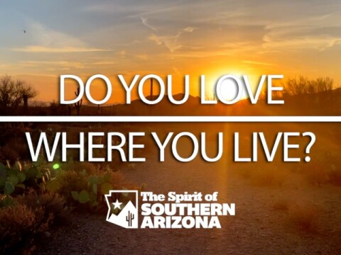 Send us a video on why you love where you live!