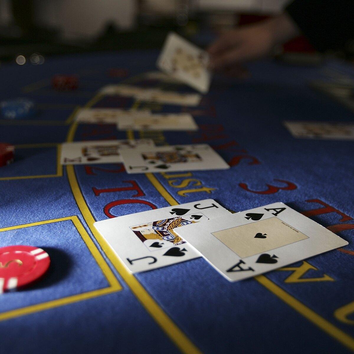 Casino Gambling Odds