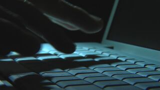 "What is the ""dark web"" and why are cyber experts concerned?"