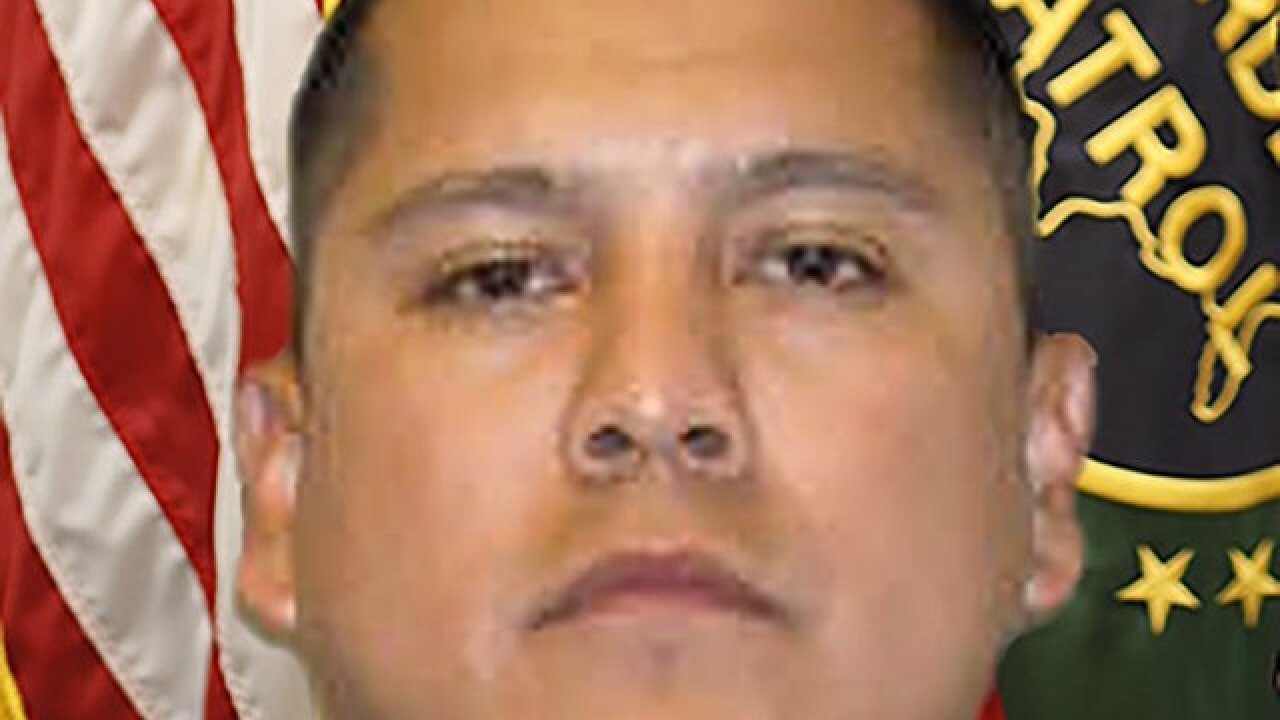 The dueling accounts of how a border patrol agent may have died