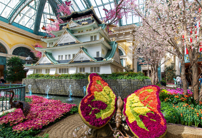 Bellagio Spring Display.PNG