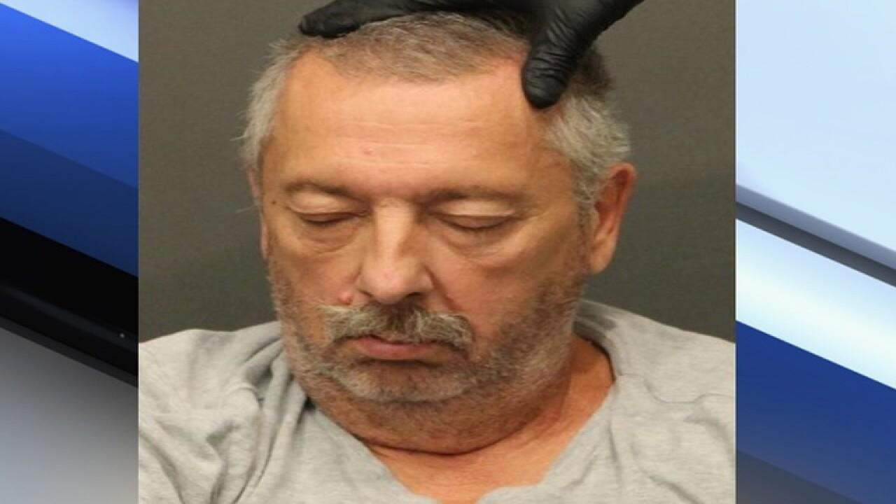 Arizona man, Richard Polaski, arrested after allegedly
